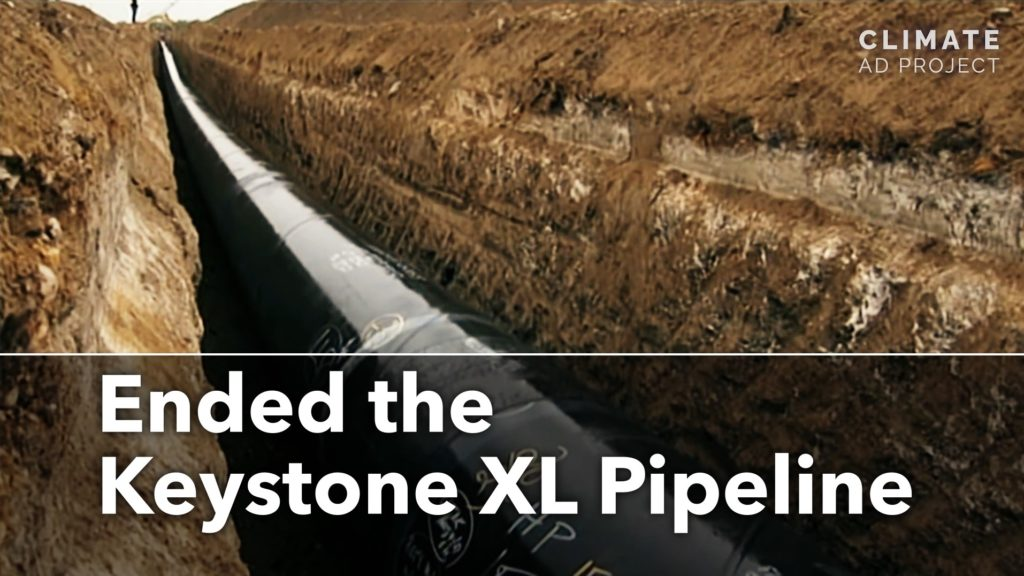 Climate Blast: Shutting down the Keystone Pipeline on day one was a great start…but just a start.