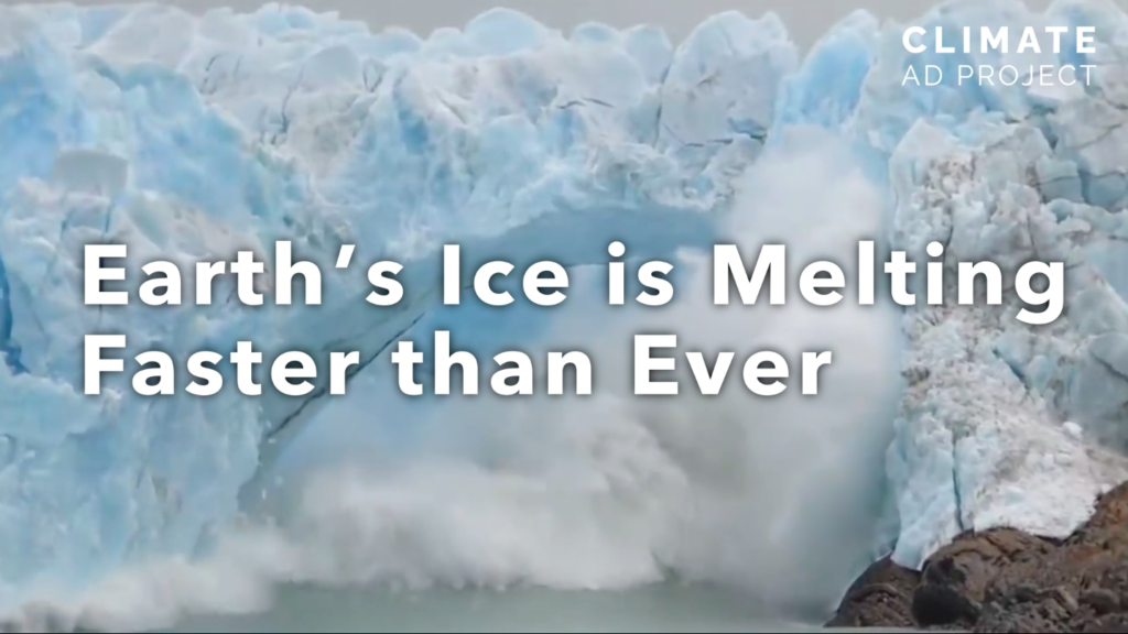 Earth's Ice is Melting Fast