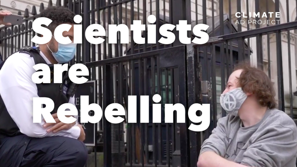 Scientists are Rebelling